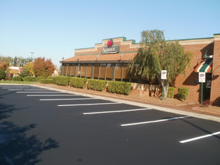 applebees sealcoating
