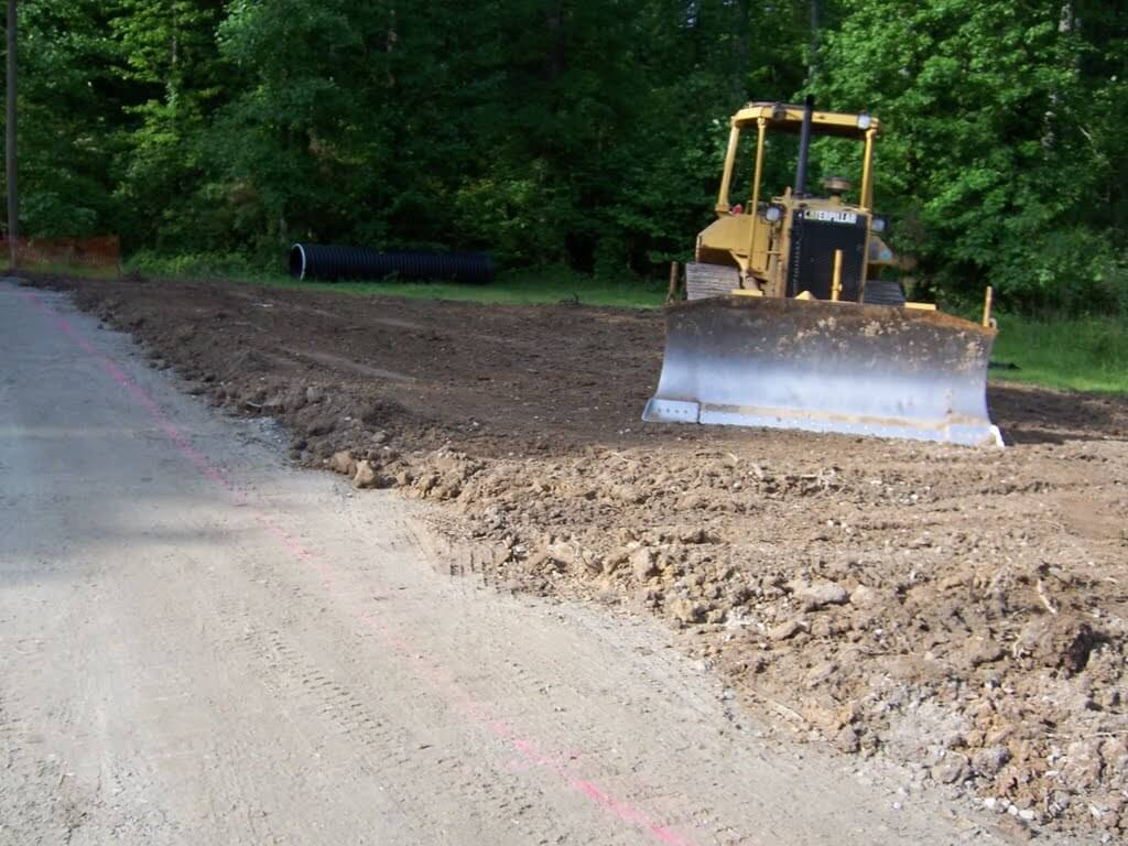 Grading Amp Paving Sitework Raleigh Raleigh Paving Contractors