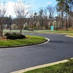 Sealcoating in NC by Raleigh Paving