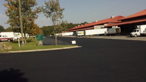 Raleigh paving services