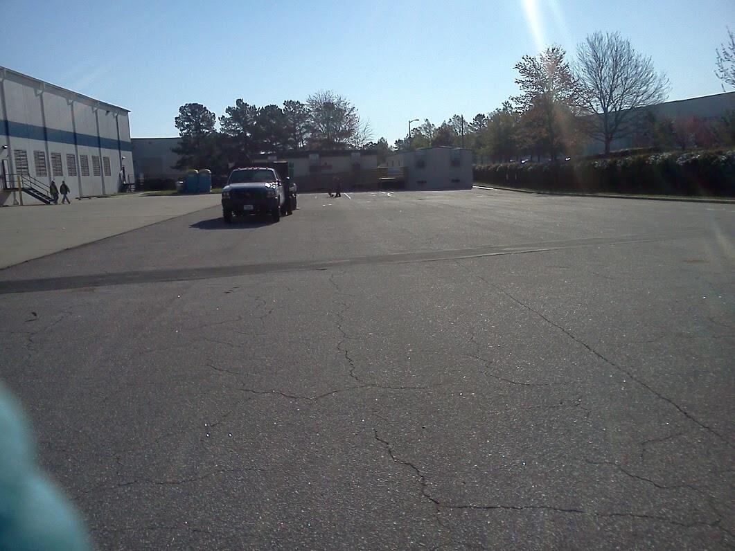 Asphalt Amp Parking Lot Sealcoating Raleigh Raleigh Paving