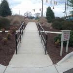 Sidewalk and drainage
